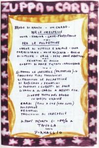 ricetta di Ugo Tognazzi