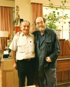 Emilio D'Alessandro Stanley Kubrick