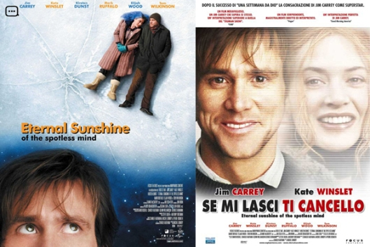 Se mi lasci ti cancello - Eternal sunshine of a spotless mind